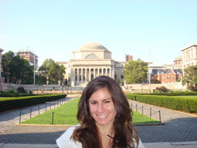 Graduate student in school psychology at Columbia
