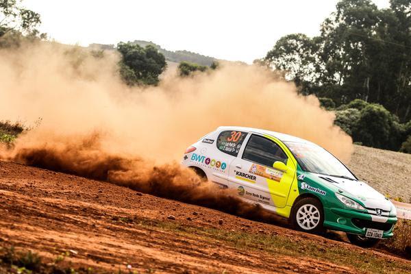 O Erechim Rally Brasil será realizado de 30 de maio a 02 de junho (.)