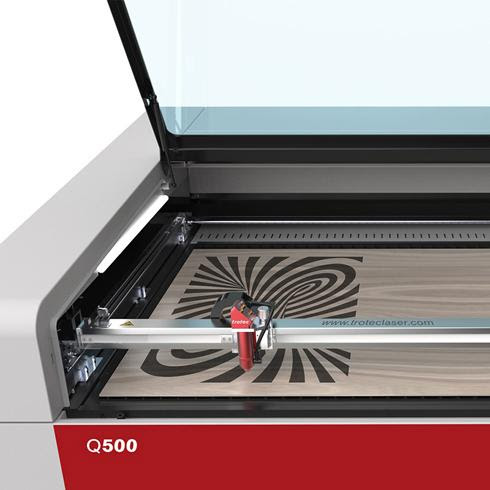 Trotec introduces nova laser machine