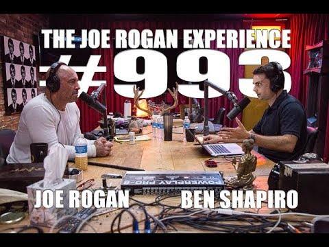 Well Worth a Listen!  Joe Rogan Experience 993 - Ben Shapiro
