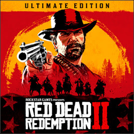 ULTIMATE EDITION | ROCKSTAR GAMES PRESENTS RED DEAD REDEMPTION II