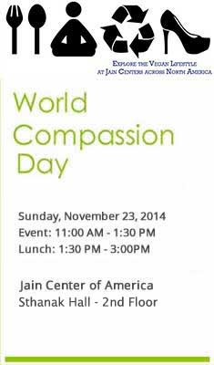 World Compassion Day - NYC