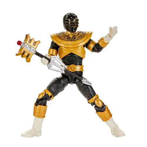 Image of Power Rangers Lightning Collection Wave 5 - Zeo Gold Ranger 6-Inch Action Figure