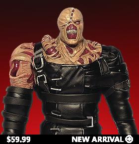 Resident Evil Nemesis Soft Statue