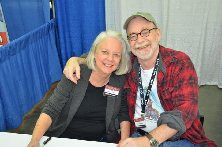 Louise and Walter Simonson