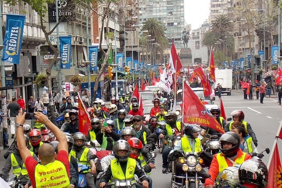 """Luis Vega: """"Golazo de la UTMRA y de todos los trabajadores de la industria"""""""