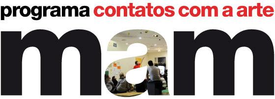 Programa Contatos com a Arte no MAM São Paulo