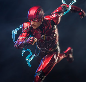 Justice League The Flash 1/10 Art Scale Statue
