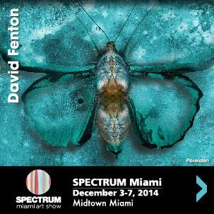 David Fenton — SPECTRUM Miami Dec. 3-7, 2014
