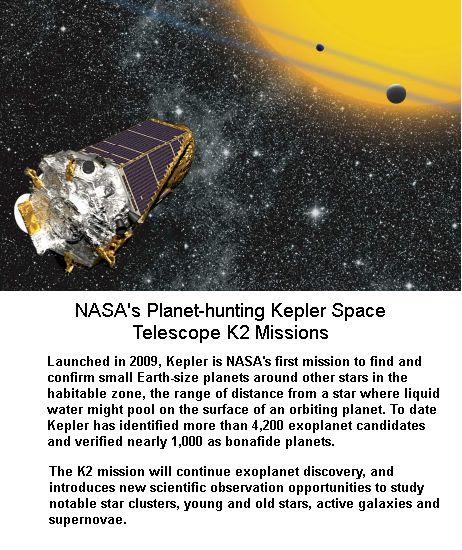 NAS Kepler Missions