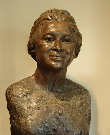 artis lane rosa parks sculpture