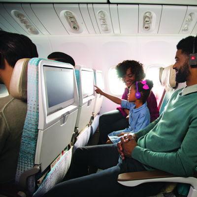 Emirates wins third consecutive Best Entertainment award at the 2020 APEX Passenger Choice Awards