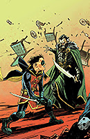 Batman Prelude to the Wedding Robin vs Ra al ghul 1