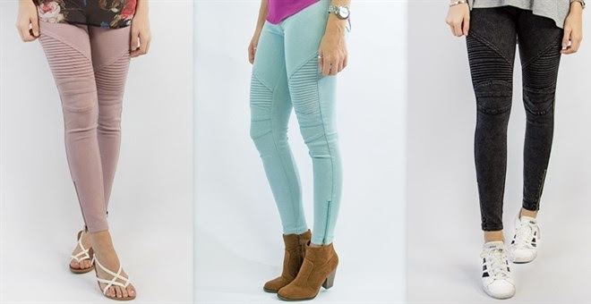 HOT!! Moto Jegging Blowout...