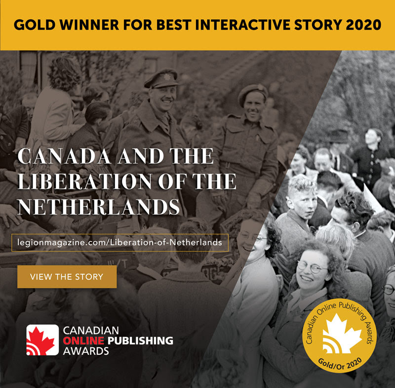 Canada and the liberation of the Netherlands
