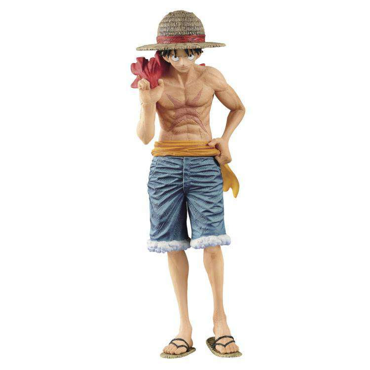 Image of One Piece Magazine Vol. 2 Monkey D. Luffy - AUGUST 2019