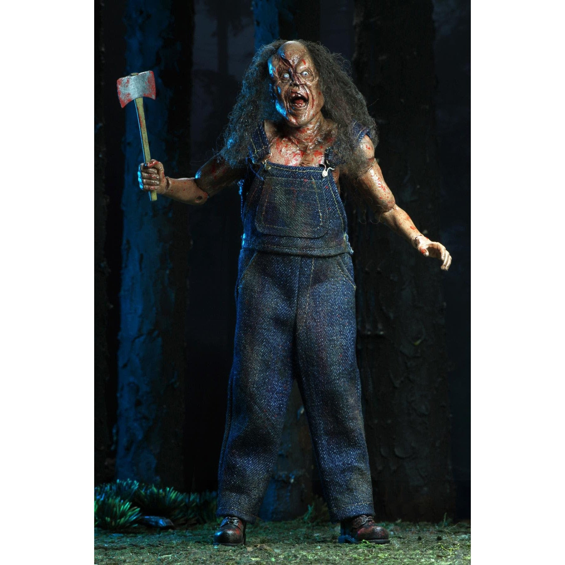 """Image of Hatchet – 8"""" Clothed Action Figure – Victor Crowley - AUGUST 2020"""