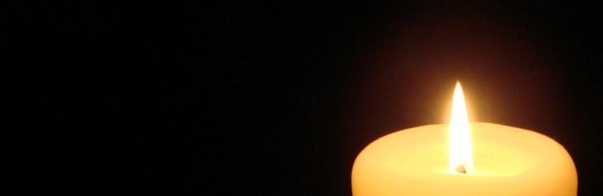 Meditação com a vela