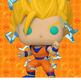 Pop! Animation: Dragon Ball Z - Super Saiyan 2 Goku PX Previews Limited Edition Exclusive