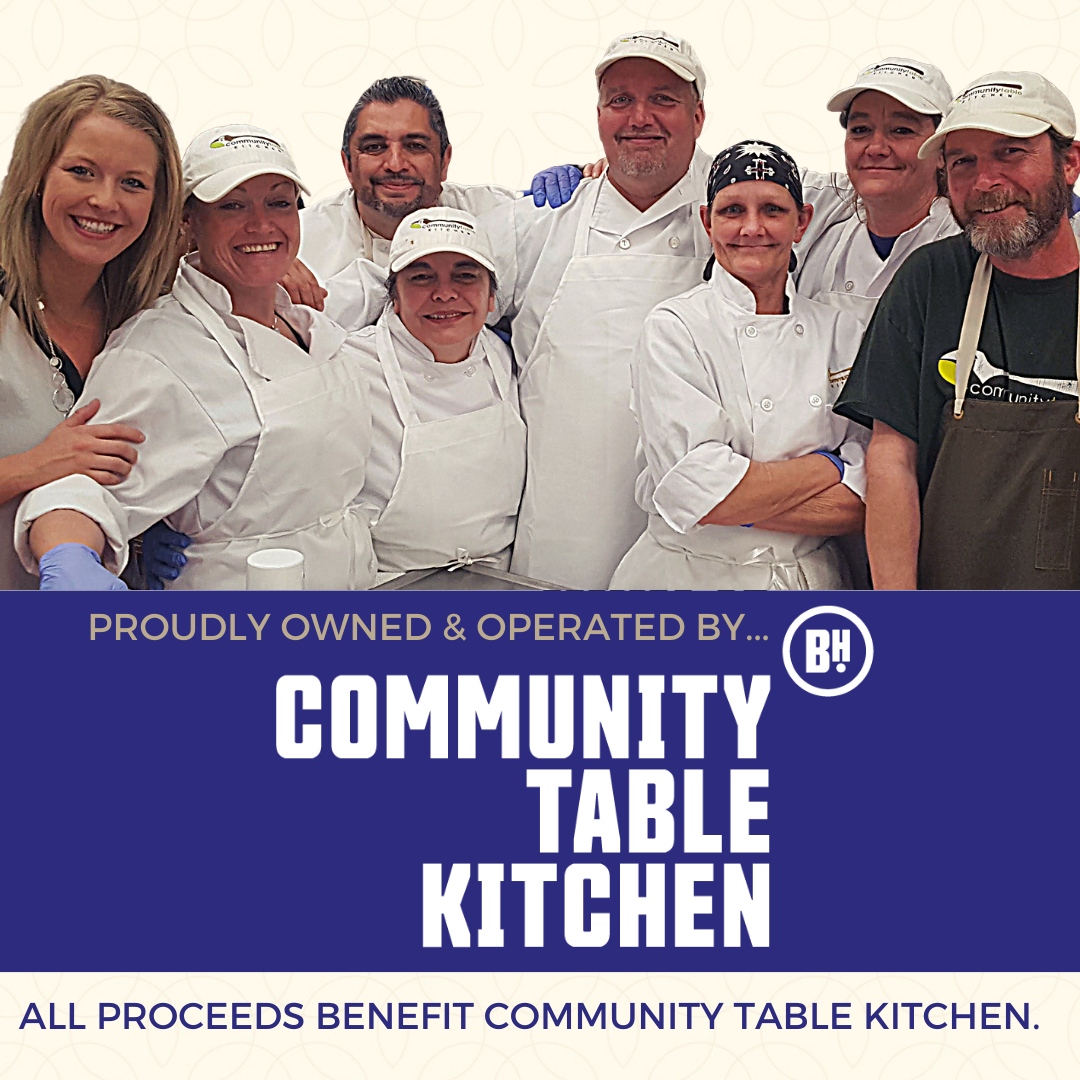 Community Table Kitchen Team