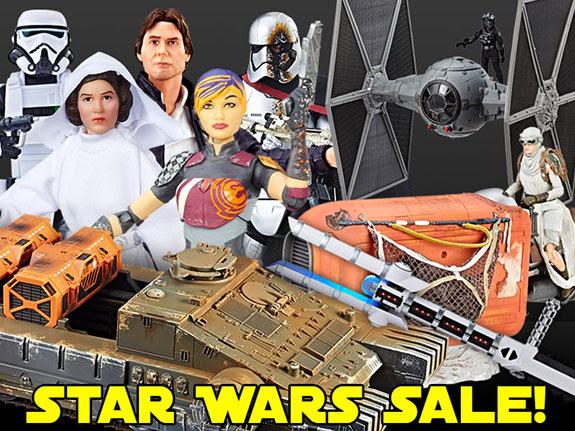 Star Wars Sale!