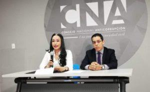 Gabriela Castellanos y Odir Fernández