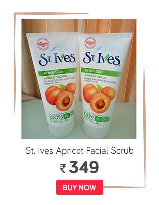St. Ives Apricot Facial Scrub 170 gm