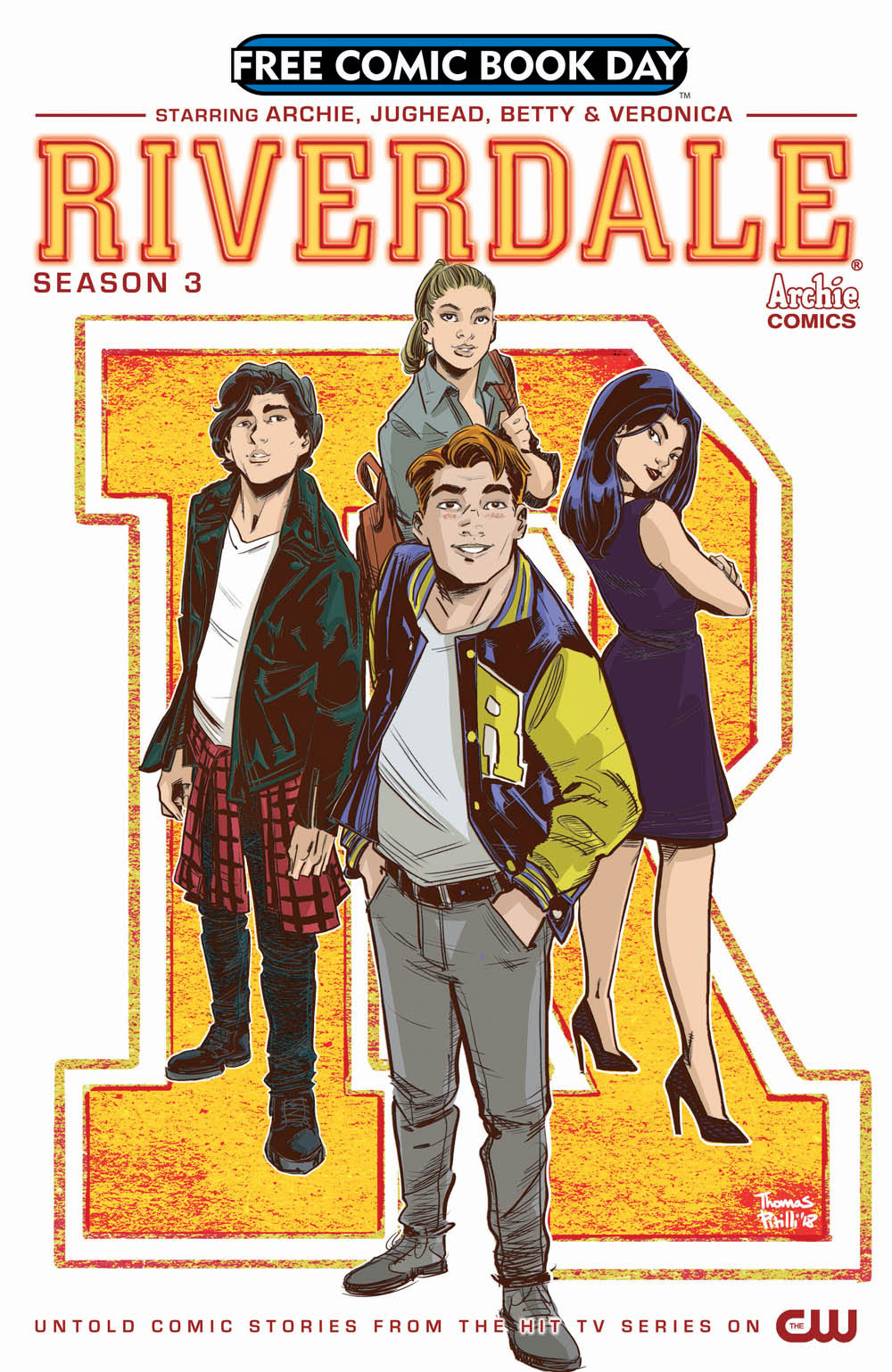 Riverdale Season 3 #1: FCBD