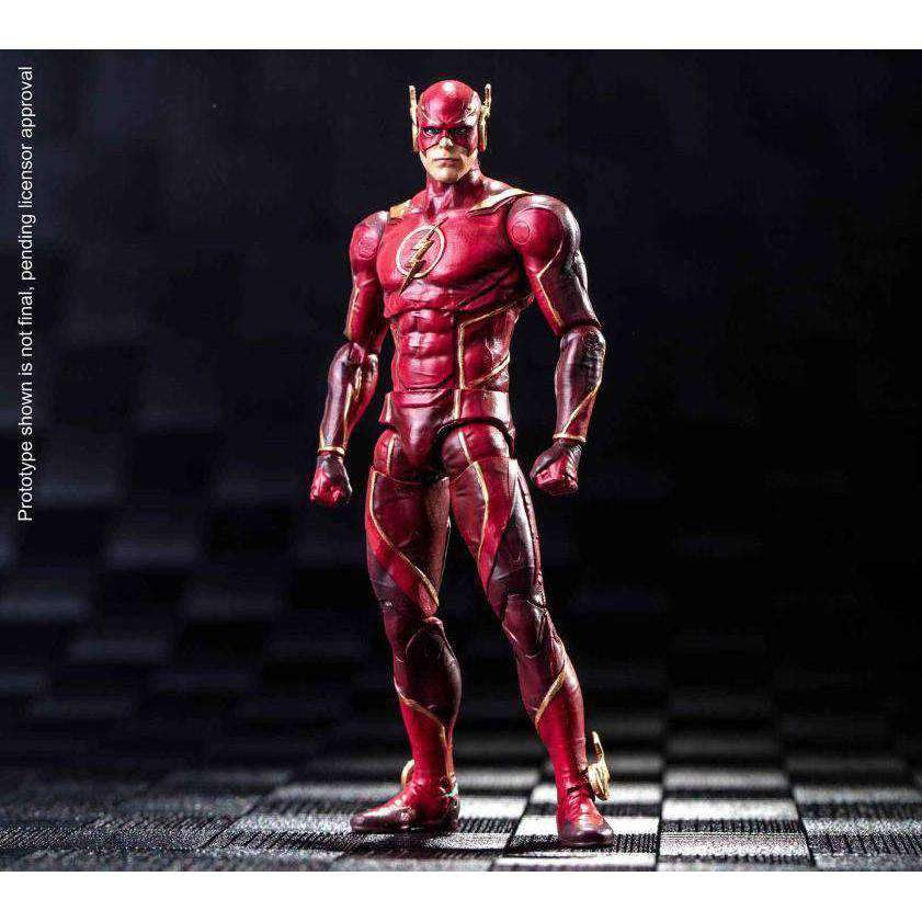 Image of Injustice 2 The Flash 1/18 Scale PX Previews Exclusive Figure - JULY 2019