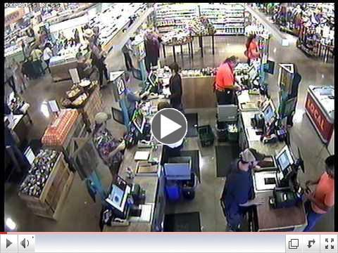 Whole Foods Cake Response Footage