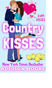 Country Kisses by Addison Moore