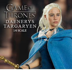 DAENERYS TARGARYEN 1/6TH SCALE COLLECTIBLE FIGURE