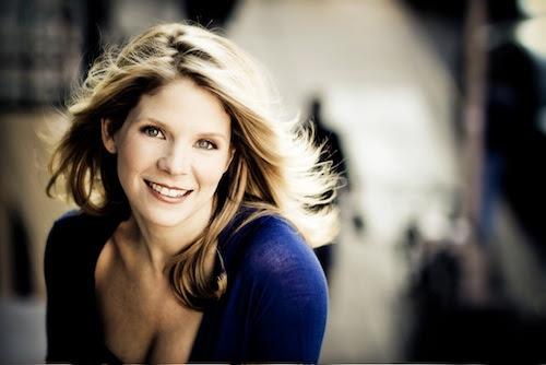 Five-time Tony Award winer Kelli O' Hara