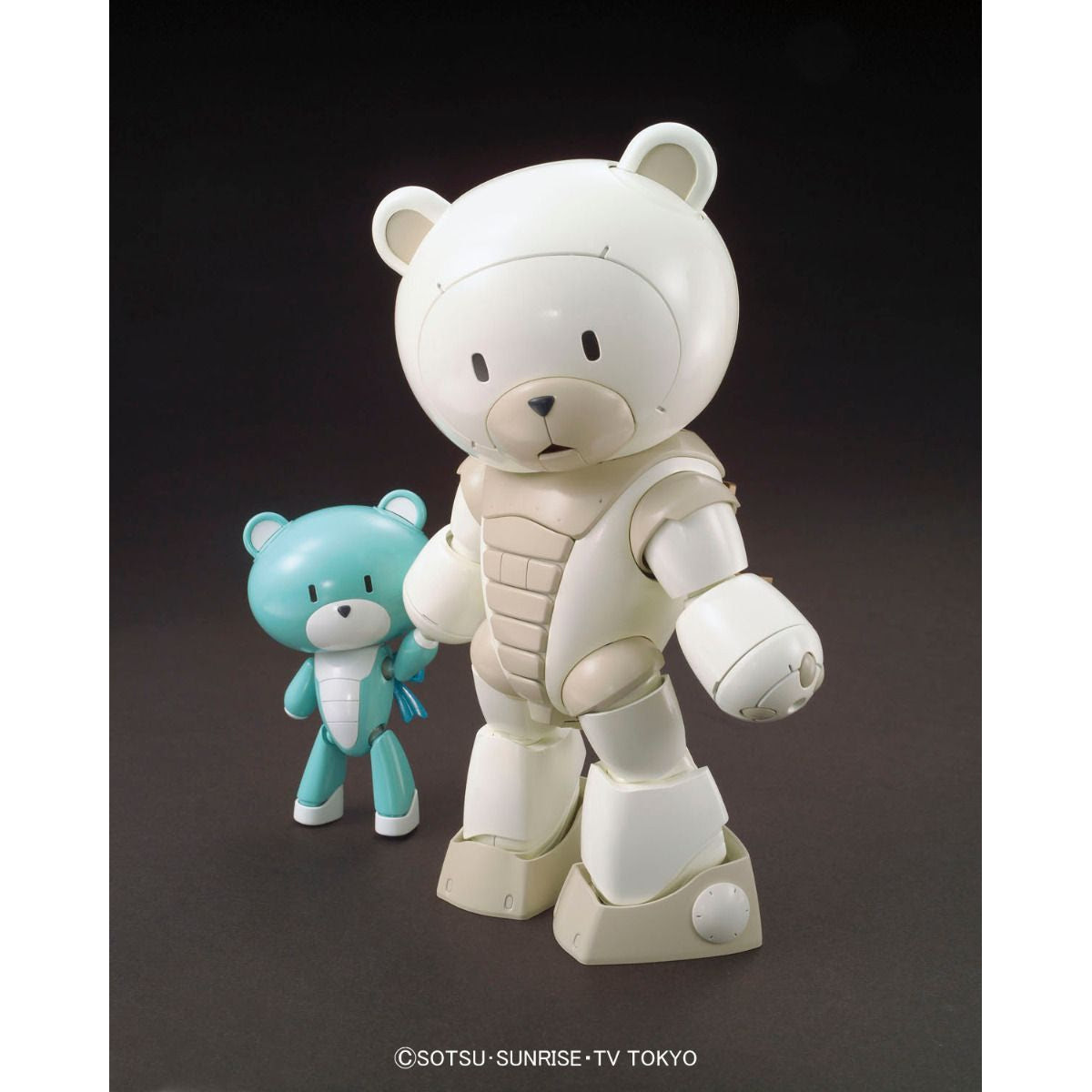 Image of Bearguy F (Family) Mirai Kamiki's Mobile Suit