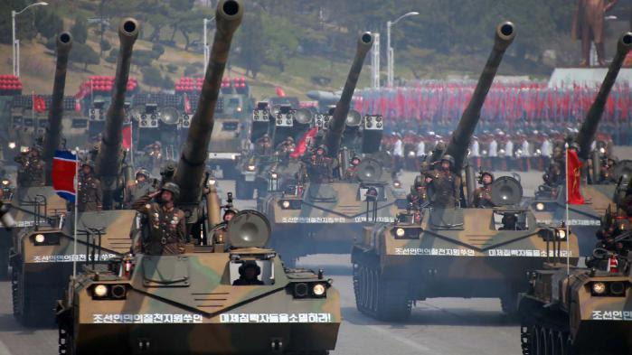 VIDEO. Que vaut vraiment l'arsenal militaire de la Corée du Nord ?