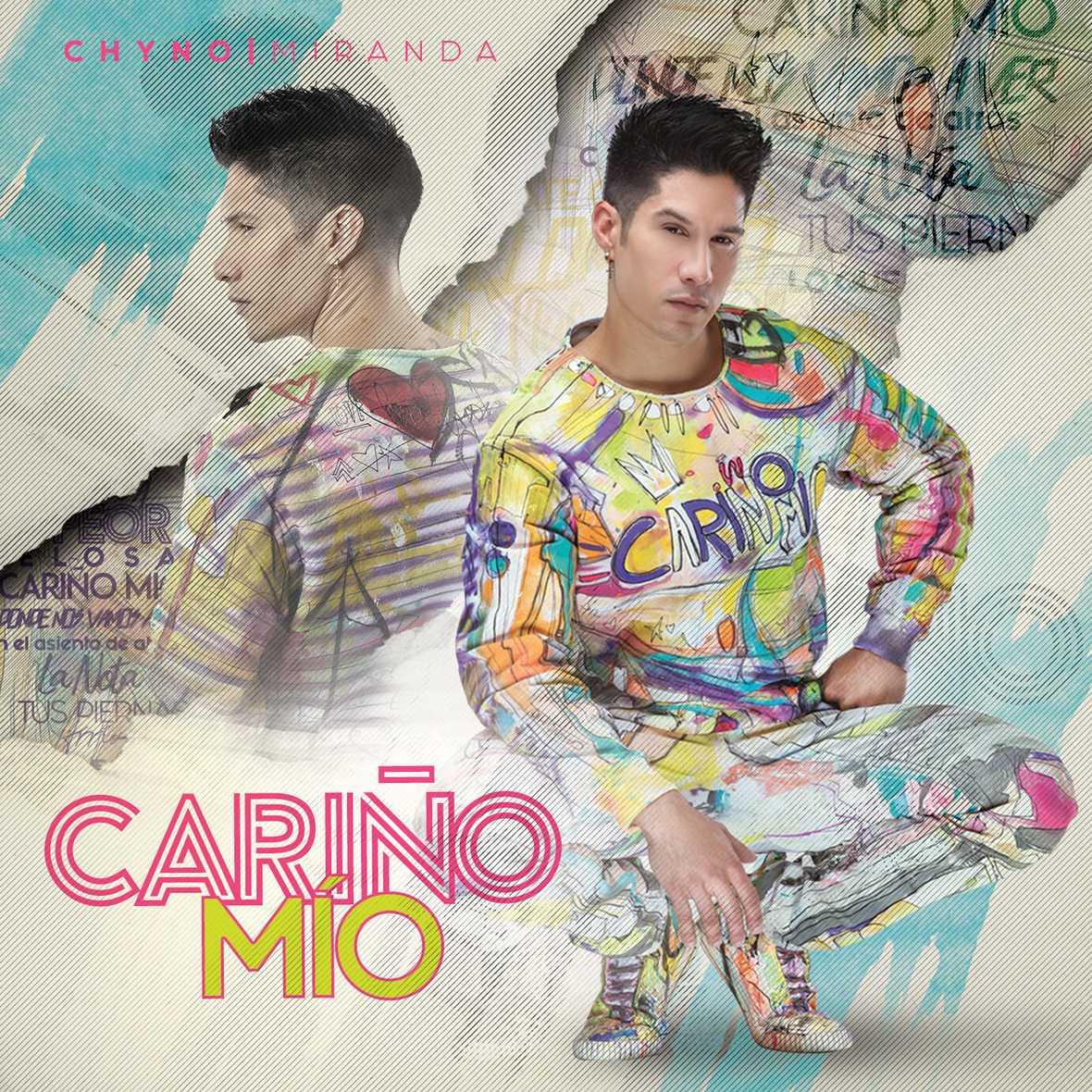 COVER OFICIAL ALBUM CARINO MIO
