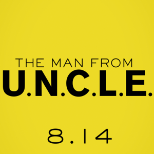 Logo for The Man From U.N.C.L.E. movie