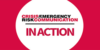 Crisis & Emergency Risk Communication (CERC)