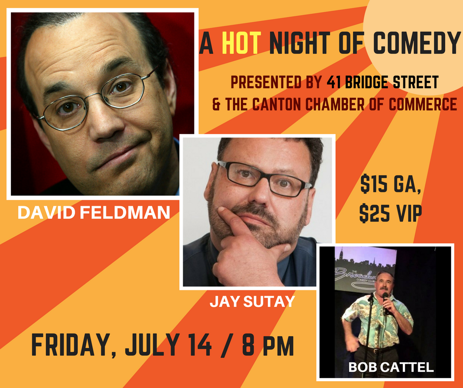 A Hot Night of Comedy