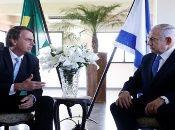 Israel secuestra a Brasil