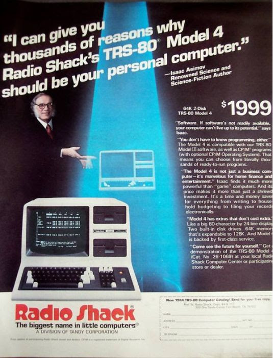 TRS-80 Ad
