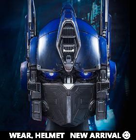 Transformers: Bumblebee Optimus Prime Wearable Electronic Helmet