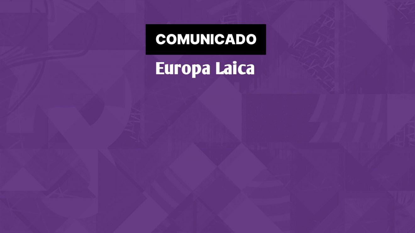 Comunicado de Europa Laica: Que se disminuya el porcentaje de asignación tributaria del IRPF a la iglesia católica hasta que se alcance la eliminación de privilegios fiscales