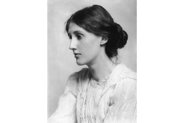 Virginia Woolf. (Photo by George C. Beresford/Hulton Archive/Getty Images)