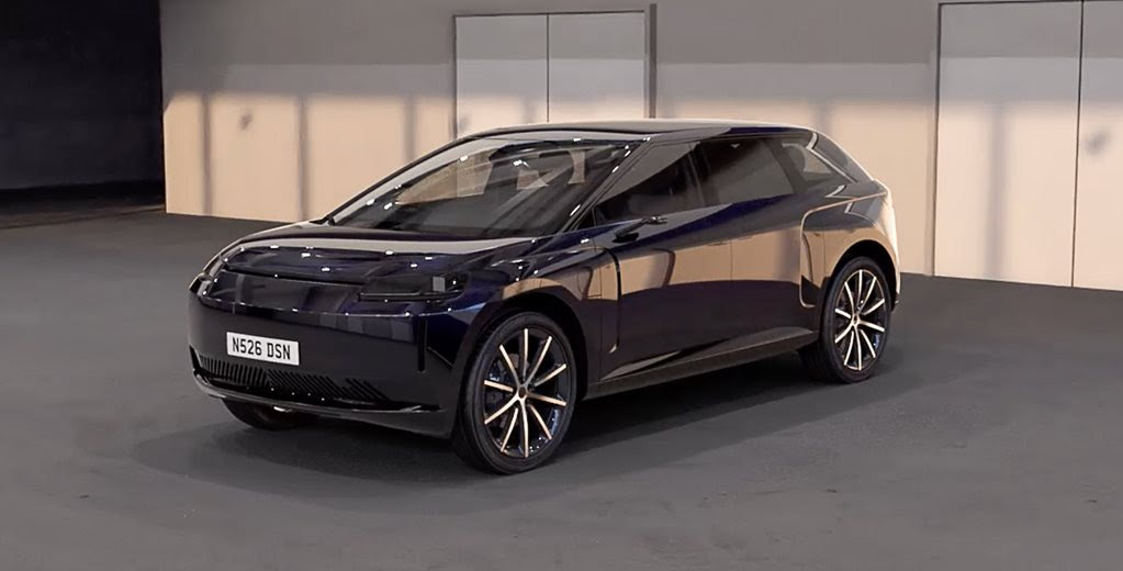Insight: the Dyson Battery Electric Vehicle
