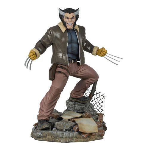Image of Marvel Gallery Comic Days of Future Past Wolverine Statue - FEBRUARY 2021