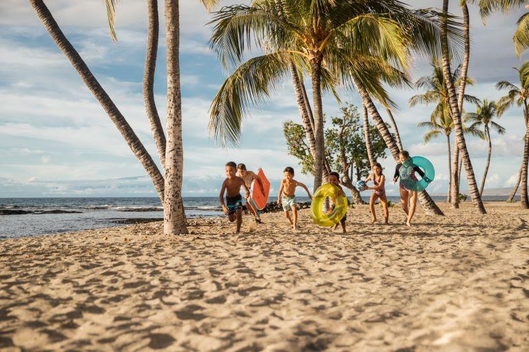 Mauna Lani holidays