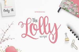 The Lolly Script - Only $16
