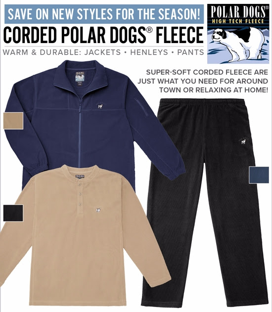 BOGO 50% Off NEW Polar Dogs Fl...