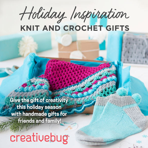 Learn To Make Knit and Crochet...